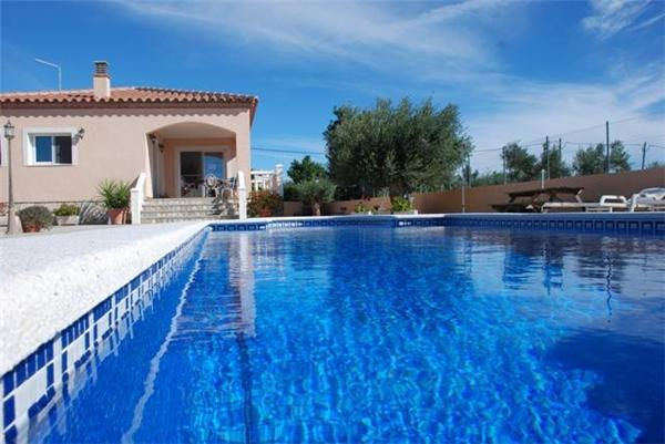 Luxury holiday house for 8 persons, with swimming pool , in L'Ametlla de Mar - Image 1 - L'Ametlla de Mar - rentals