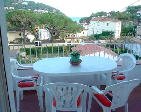 Apartment for 8 persons near the beach in Llafranc - Image 1 - Llafranc - rentals