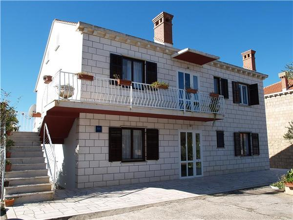 Apartment for 6 persons in Cavtat - Image 1 - Cavtat - rentals