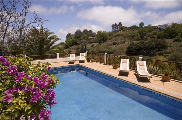 Holiday house for 5 persons, with swimming pool , in Moya - Image 1 - Fontanales - rentals