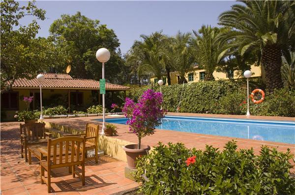 Holiday house for 4 persons, with swimming pool , in Firgas - Image 1 - Firgas - rentals