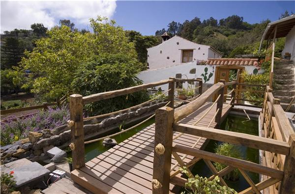 Attractive holiday house for 6 persons in Valleseco - Image 1 - Valleseco - rentals