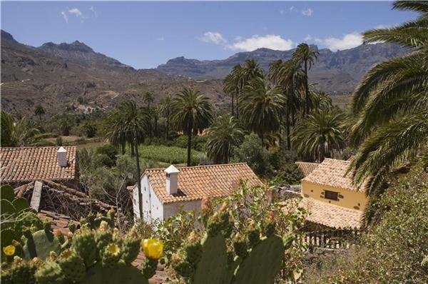 Attractive holiday house for 3 persons in Ingenio - Image 1 - Santa Lucia - rentals
