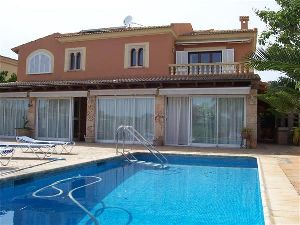 Holiday house for 13 persons, with swimming pool , in Cala Blava - Image 1 - Cala Blava - rentals