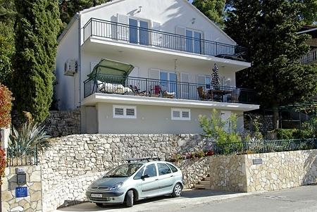Holiday house for 9 persons near the beach in Korcula - Image 1 - Prigradica - rentals