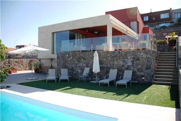 Luxury holiday house for 8 persons, with swimming pool , in Maspalomas - Image 1 - Maspalomas - rentals