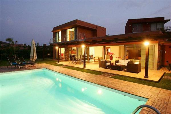 Luxury holiday house for 6 persons, with swimming pool , in Maspalomas - Image 1 - Maspalomas - rentals