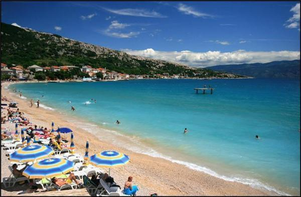 Apartment for 4 persons in Krk - Image 1 - Baska - rentals