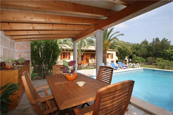 Holiday house for 5 persons, with swimming pool , in Pollenca - Image 1 - Pollenca - rentals