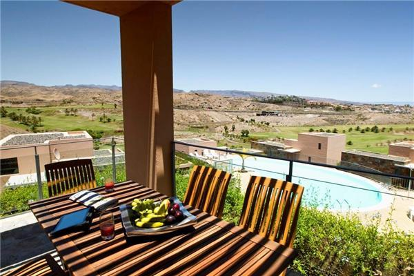 Holiday house for 6 persons, with swimming pool , in Maspalomas - Image 1 - Maspalomas - rentals