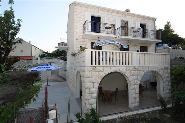 Apartment for 2 persons near the beach in Dubrovnik - Image 1 - Slano - rentals