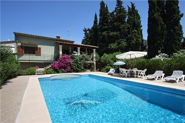 Holiday house for 6 persons, with swimming pool , in Pollenca - Image 1 - Pollenca - rentals