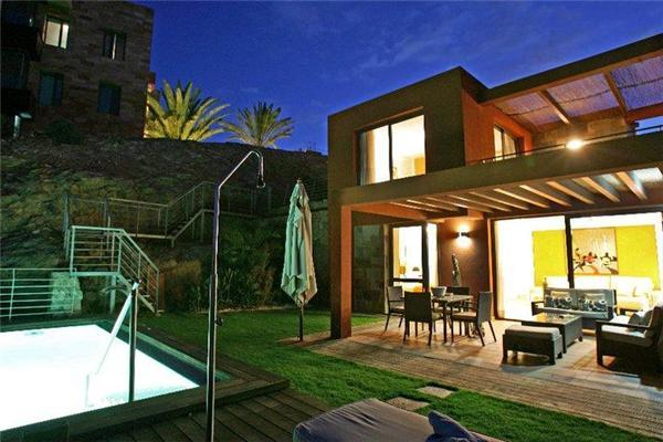 Luxury holiday house for 4 persons, with swimming pool , in Maspalomas - Image 1 - Maspalomas - rentals