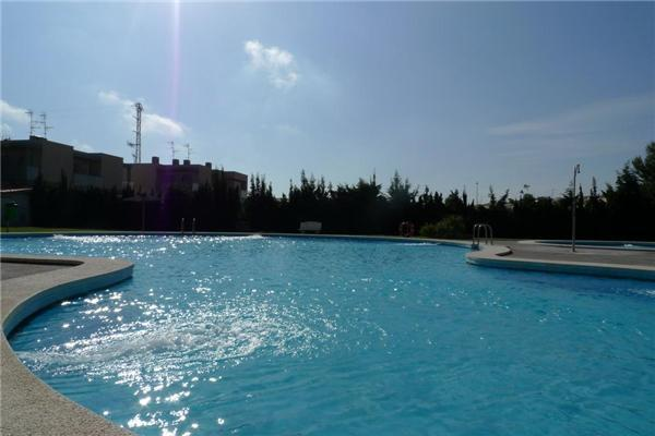 Attractive apartment for 6 persons, with swimming pool , near the beach in Alcoceber - Image 1 - Alcossebre - rentals