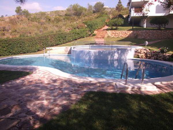 Apartment for 8 persons, with swimming pool , in Alcoceber - Image 1 - Alcossebre - rentals
