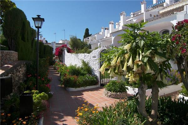 Holiday house for 4 persons, with swimming pool , in Nerja - Image 1 - Nerja - rentals