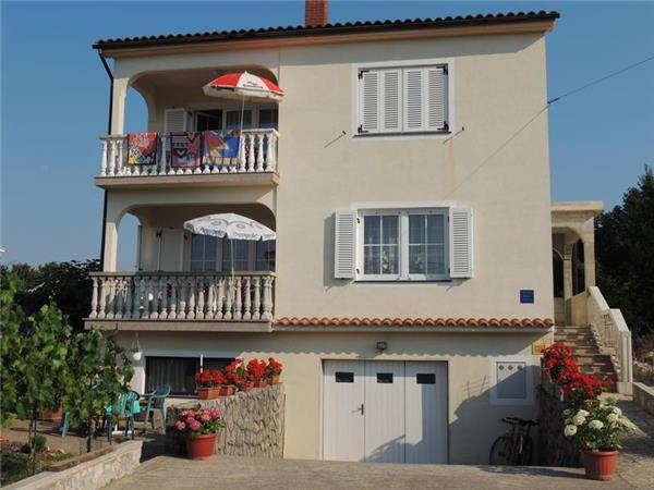 Apartment for 7 persons in Krk - Image 1 - Vantacici - rentals
