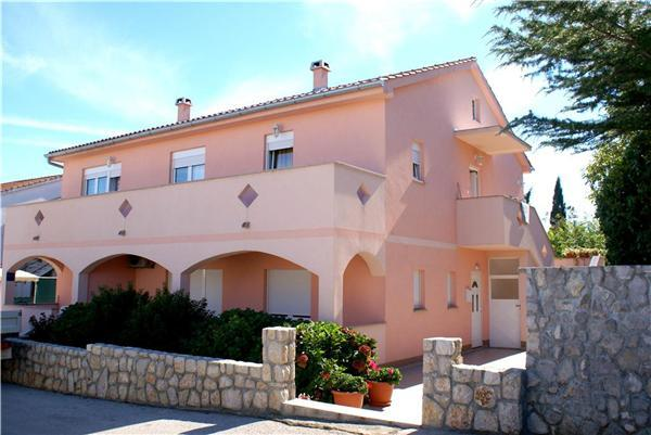 Apartment for 3 persons in Krk - Image 1 - Krk - rentals