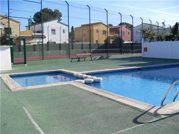 Holiday house for 6 persons, with swimming pool , in Escala - Image 1 - L'Escala - rentals