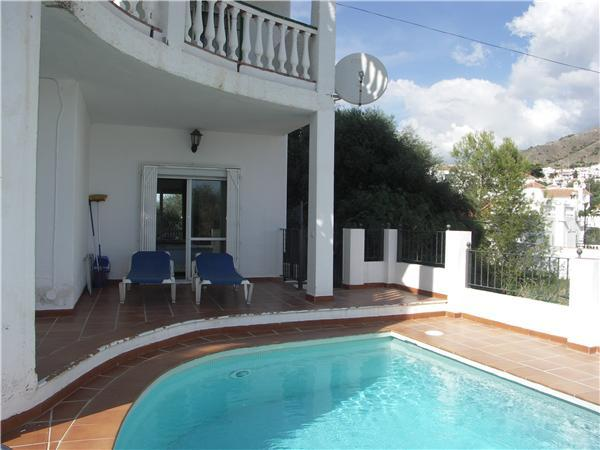 Apartment for 6 persons, with swimming pool , in Nerja - Image 1 - Nerja - rentals