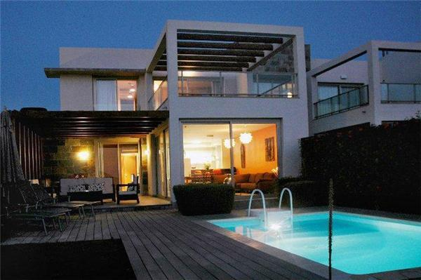 Luxury holiday house for 5 persons, with swimming pool , in Maspalomas - Image 1 - Maspalomas - rentals