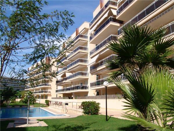 Apartment for 6 persons, with swimming pool , in Salou - Image 1 - Salou - rentals