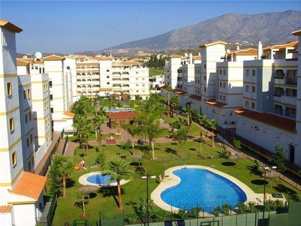 Attractive apartment for 4 persons, with swimming pool , in Mijas Costa - Image 1 - Mijas - rentals