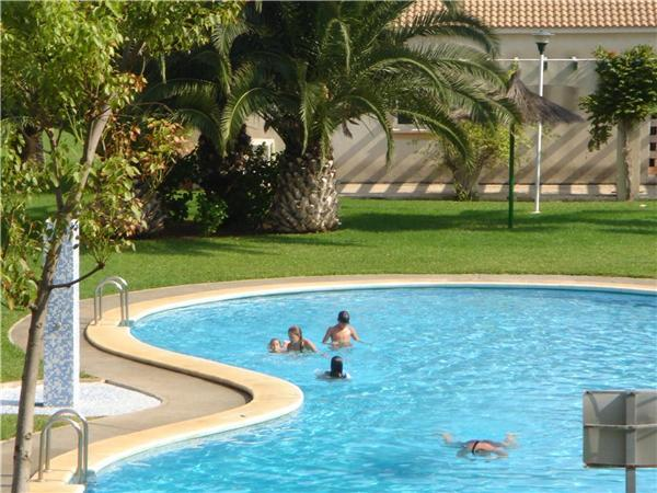 Apartment for 5 persons, with swimming pool , near the beach in Denia - Image 1 - Denia - rentals