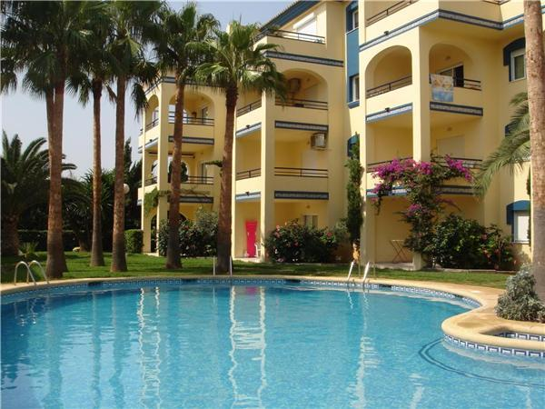 Apartment for 3 persons, with swimming pool , near the beach in Denia - Image 1 - Denia - rentals