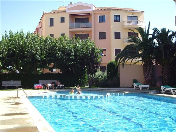 Apartment for 5 persons near the beach in Empuriabrava - Image 1 - Empuriabrava - rentals