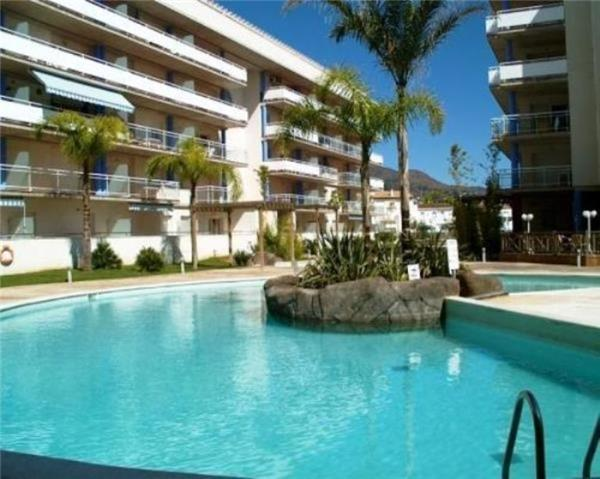 Apartment for 6 persons, with swimming pool , in Rosas - Image 1 - Roses - rentals
