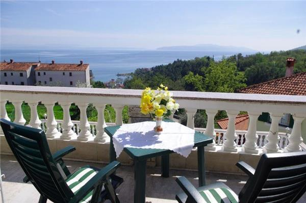 Apartment for 2 persons in Opatija - Image 1 - Icici - rentals