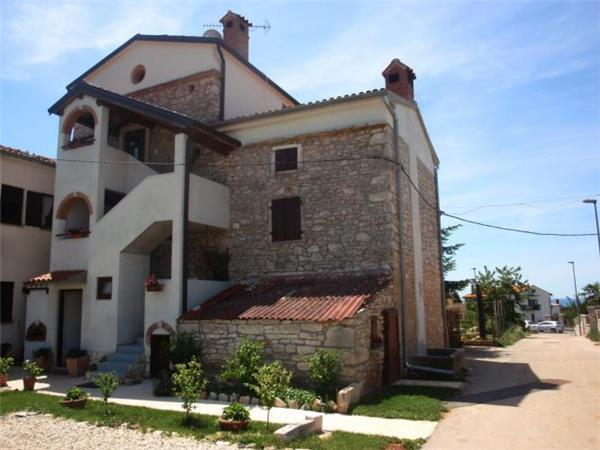 Apartment for 2 persons in Novigrad - Image 1 - Novigrad - rentals