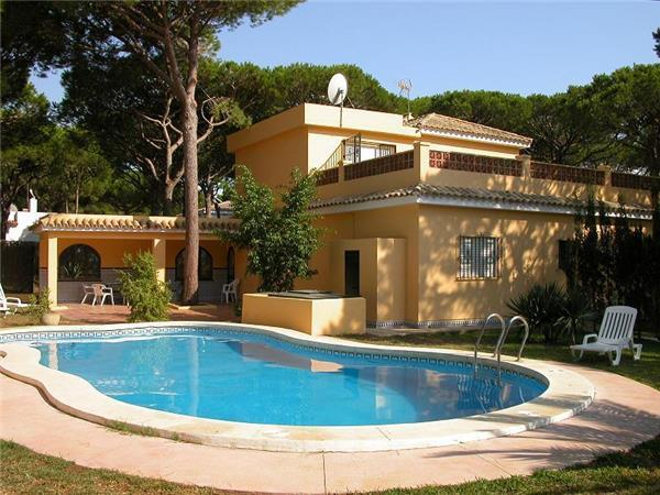 Attractive holiday house for 9 persons, with swimming pool , in Conil de la Frontera - Image 1 - Conil de la Frontera - rentals