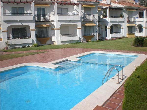 Attractive apartment for 5 persons, with swimming pool , in Benalmadena - Image 1 - Benalmadena - rentals