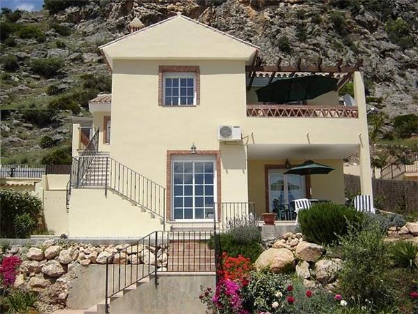Holiday house for 6 persons, with swimming pool , in Málaga - Image 1 - Coin - rentals
