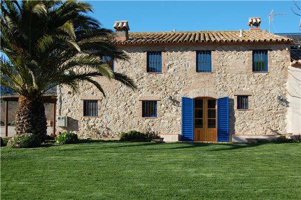 Holiday house for 8 persons, with swimming pool , in Tarragona - Image 1 - Alforja - rentals