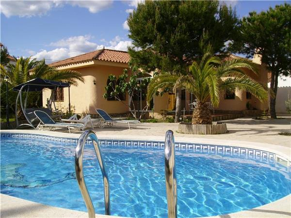 Holiday house for 6 persons, with swimming pool , in Miami Playa - Image 1 - Miami Platja - rentals