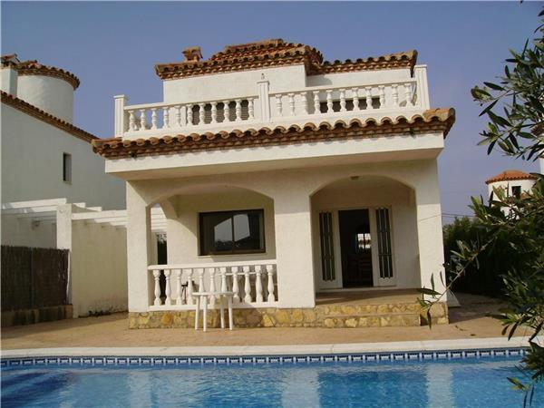 Holiday house for 8 persons, with swimming pool , in Miami Playa - Image 1 - Miami Platja - rentals