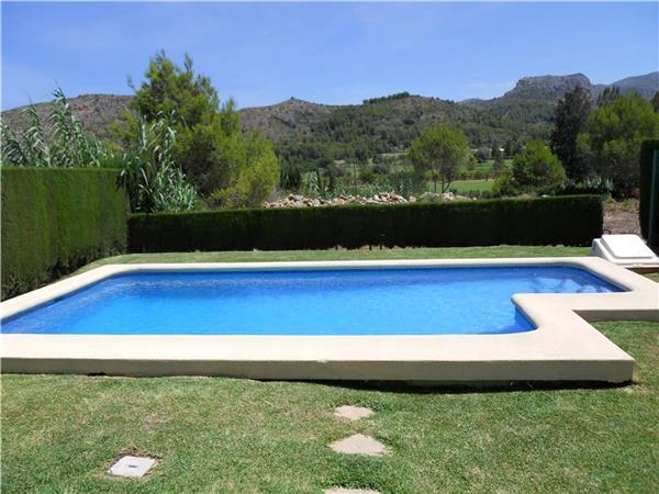 Holiday house for 8 persons, with swimming pool , in Denia - Image 1 - Jesus Pobre - rentals