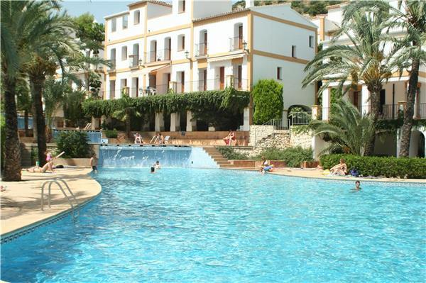 Apartment for 4 persons, with swimming pool , in Denia - Image 1 - Jesus Pobre - rentals