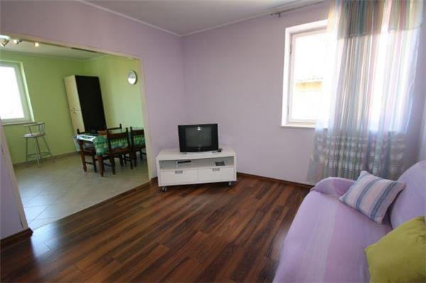 Apartment for 3 persons in Porec - Image 1 - Porec - rentals