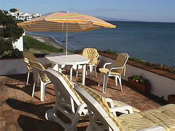 Attractive holiday house for 6 persons, with swimming pool , near the beach in Estepona - Image 1 - Estepona - rentals