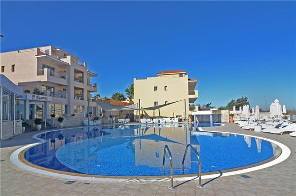 Newly built apartment for 3 persons, with swimming pool , in Latchi - Image 1 - Dhrousha - rentals