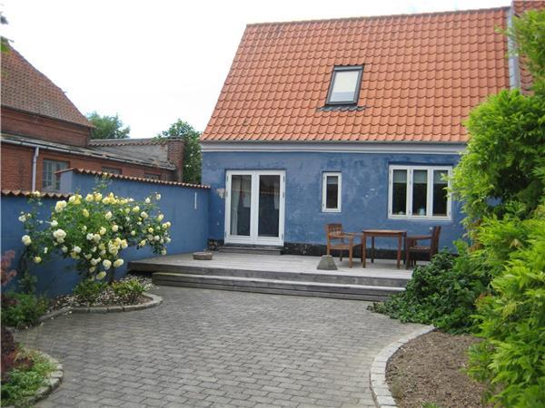 Renovated holiday house for 4 persons in Ærø - Image 1 - Aeroskobing - rentals