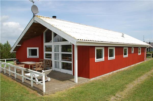 Holiday house for 8 persons in North-western Funen - Image 1 - Assens - rentals