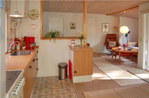 Renovated holiday house for 6 persons in North-eastern Funen - Image 1 - Martofte - rentals