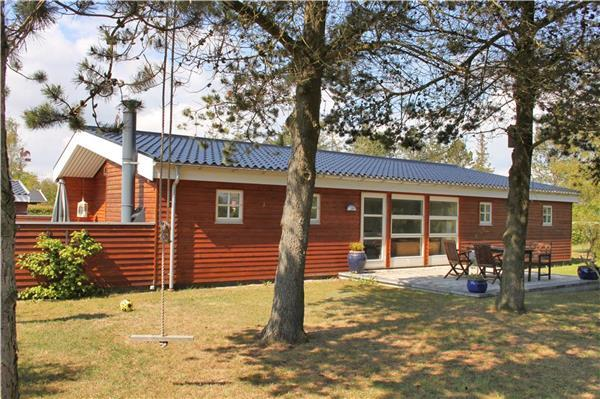 Holiday house for 6 persons in North-western Funen - Image 1 - Middelfart - rentals