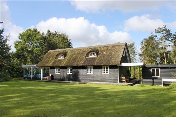 Holiday house for 6 persons in Hjarbæk Fjord - Image 1 - Lundoe - rentals