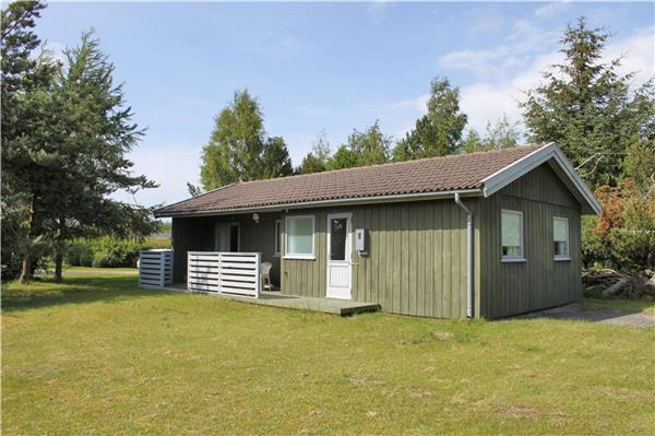 Holiday house for 4 persons in West Himmerland - Image 1 - Farso - rentals